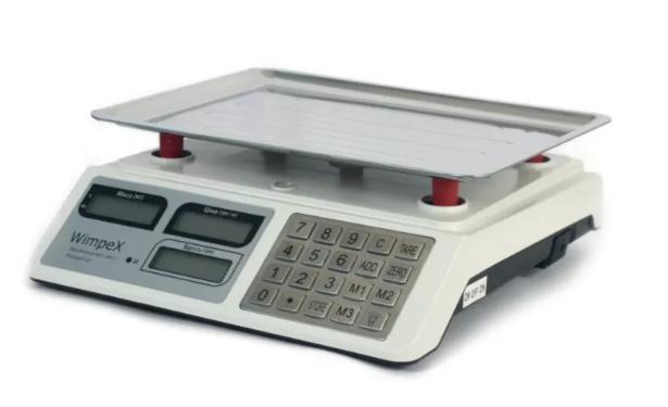 Весы торговые электронные Wimpex WX-5004 до 50 кг