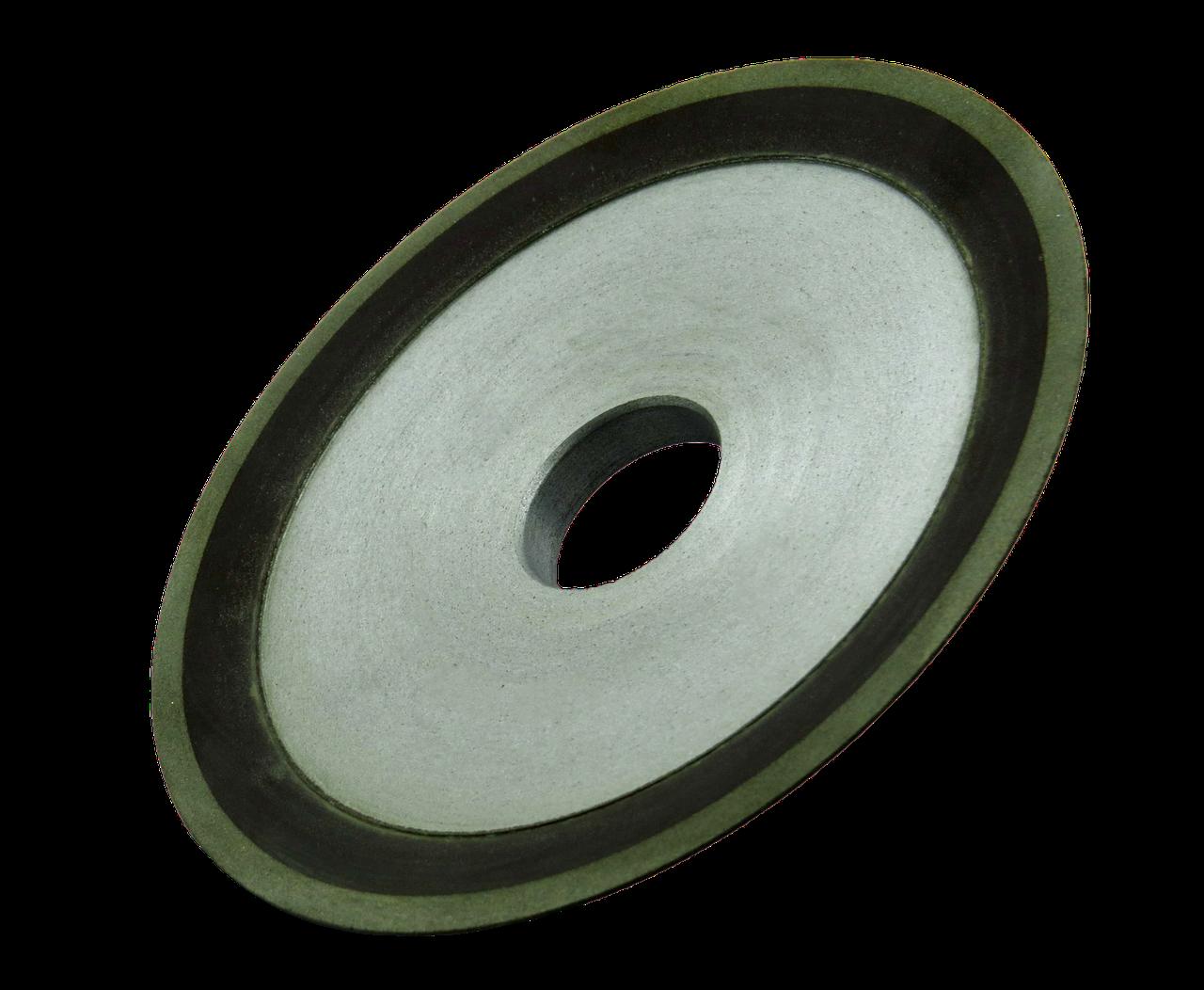 Круг алмазный заточной 12R4 150x5x3x16x32 200/160 AC4 B2-01 шлифовальный тарельчатый
