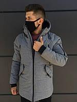Зимняя куртка LC STARK │ GREY, фото 1