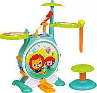 Игрушка барабанная установка Hola Toys (3130)