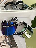 Козырек зеркальный от солнца Dior 0402 (32), фото 1
