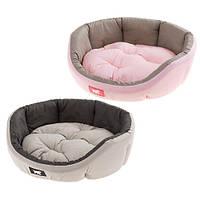 Мягкий лежак Diamante 45 для собак и кошек, 47x44x14 см