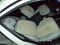 Чехлы Honda Civic 7 2000-2005 Нубук