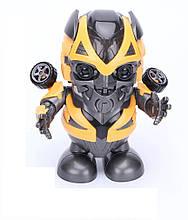 Інтерактивна іграшка SUNROZ Dance Super Hero Bumblebee 5726, КОД: 1613284