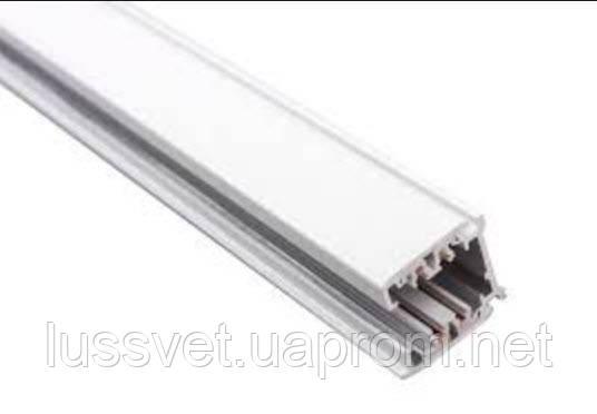 Шинопровод 3-фазный 2м для трековых светильников SpectrumLED (черный, белый)