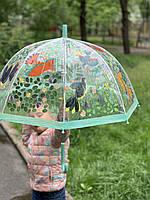Зонт  Djeco цветы и птицы