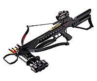 Арбалет Man Kung XB21 Rip Claw KIT Рекурсивний, гвинт. типу ц:black (MK-XB21BK-KIT)
