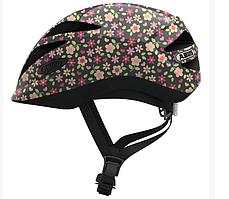 Велосипедный детский шлем ABUS HUBBLE 1.1 S 46-52 Retro Flower