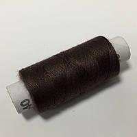 Нитки швейные 40/2 цв. 570 коричневый темный