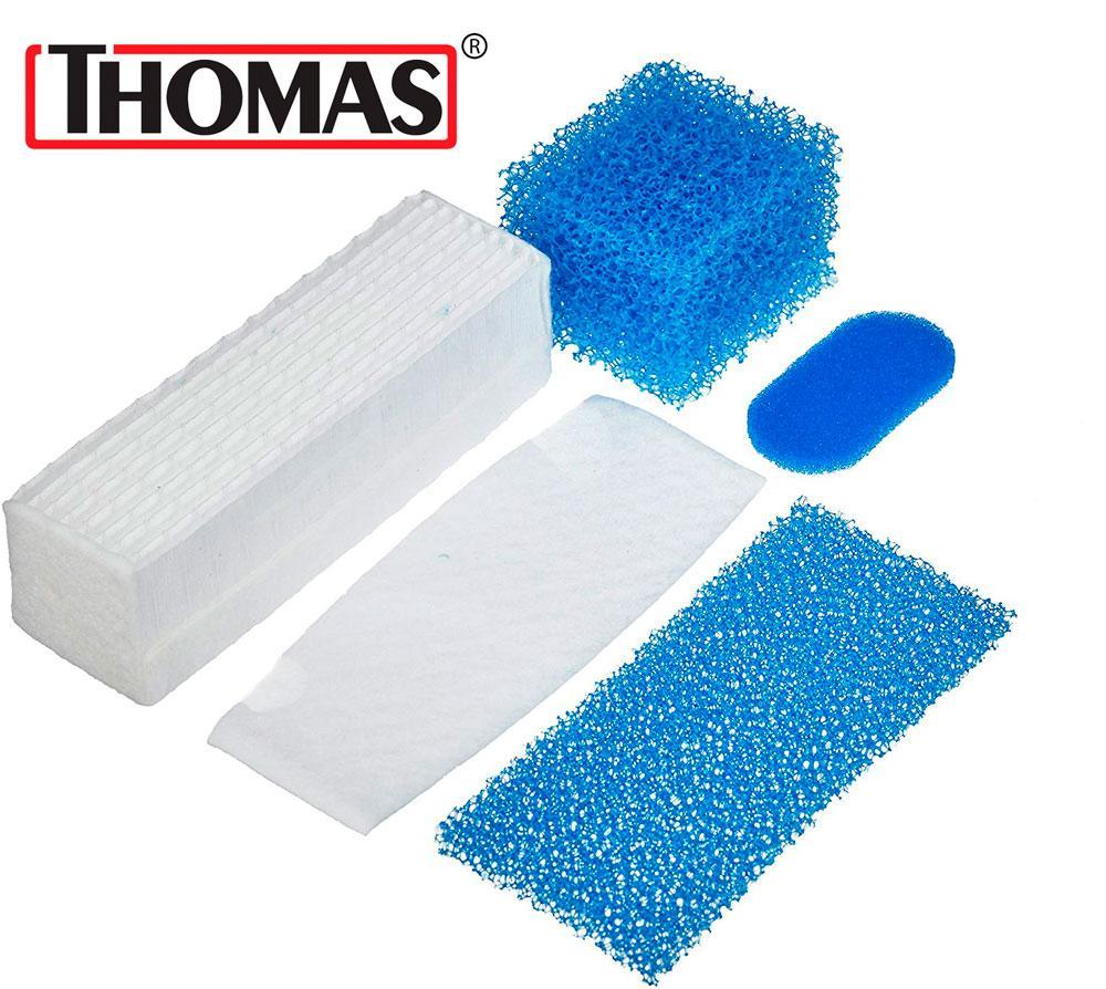 Набор фильтров для пылесоса Thomas Twin Genius AQUATHERM
