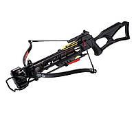 Арбалет Man Kung XB23 Anaconda Рекурсивний, гвинт. типу black (MK-XB23BK)
