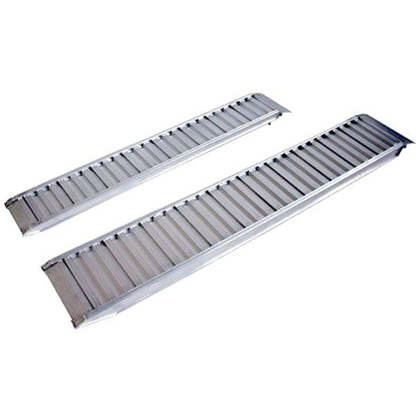 Аппарель AL-KO Kober алюминиевая прямая Profi 2000x300x60 мм, высота погрузки 450 м