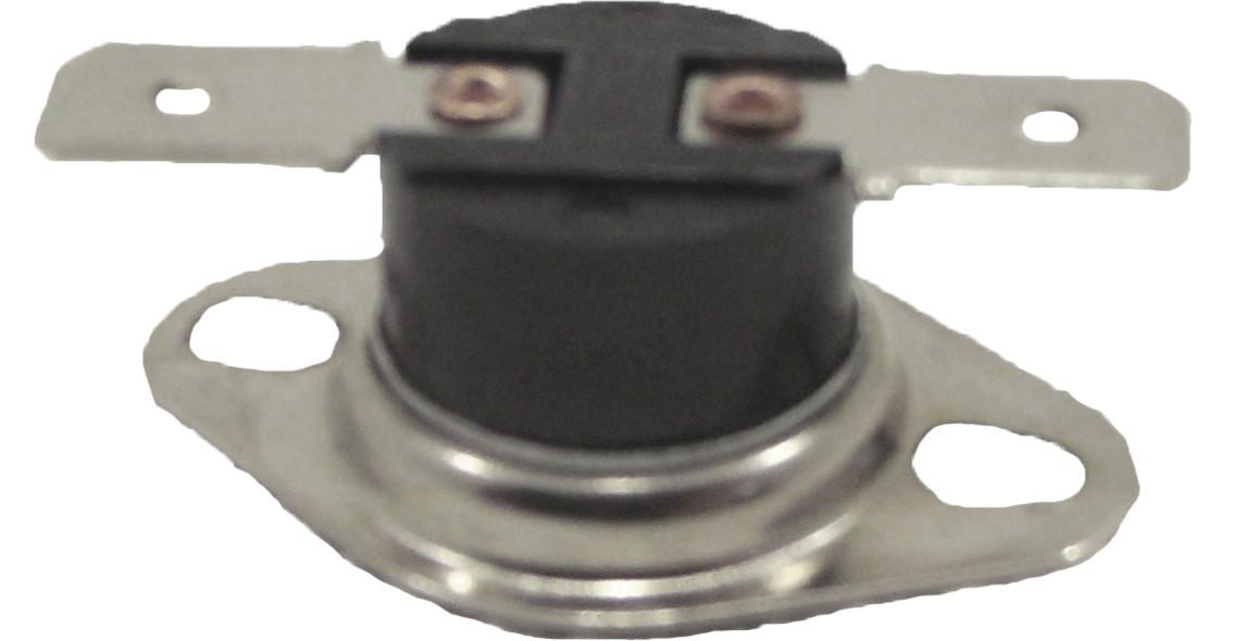 Термостат отсекатель аварийный защитный KSD 301 (КСД) на 165°С самовостанавливающийся 16А