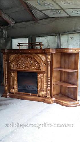 Виробник меблів ручної роботи з натурального дерева 15 років на ринку .