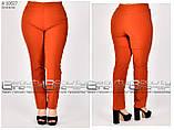 Стильные брюки  (размеры 60-66) 0247-18, фото 2