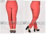 Стильные брюки  (размеры 60-66) 0247-18, фото 4