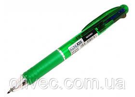 """Ручка шариковая четырехцветная """"Economix Quadro"""""""
