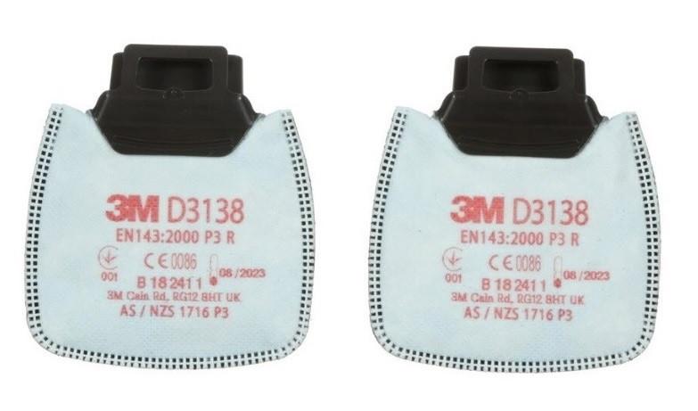 Фильтр 3М D3138 P3 R Secure Click