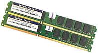 Пара оперативной памяти Super Talent VLP DDR3 4Gb (2Gb+2Gb) 1333MHz 10600U 1R8 CL9 (W1333LA2GM) Б/У, фото 1