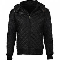 Куртка мужская Glo-Story черная IS-218-99