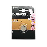 Батарейка CR2032 Duracell Speciality Lithium (1шт.)
