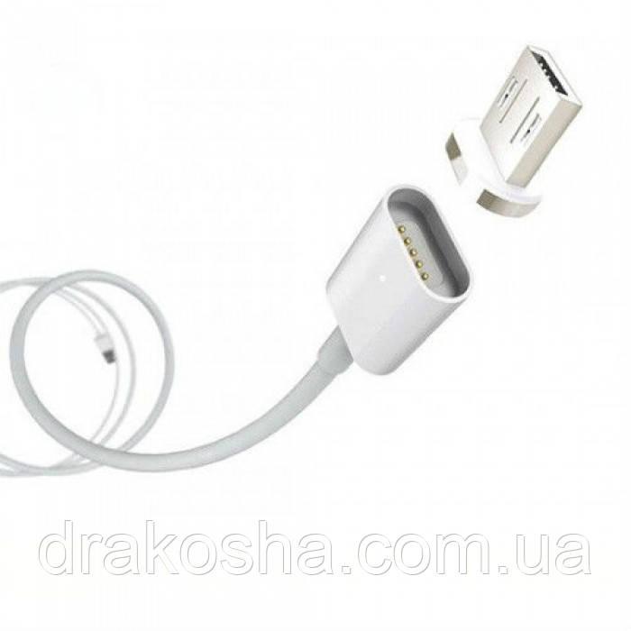 Магнитный кабель для Android Magnetic micro USB Cable