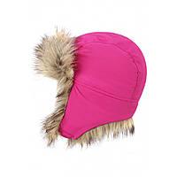 Зимняя шапка для девочки Reimatec 518232B-4620. Рамзеры 50-56. , фото 1