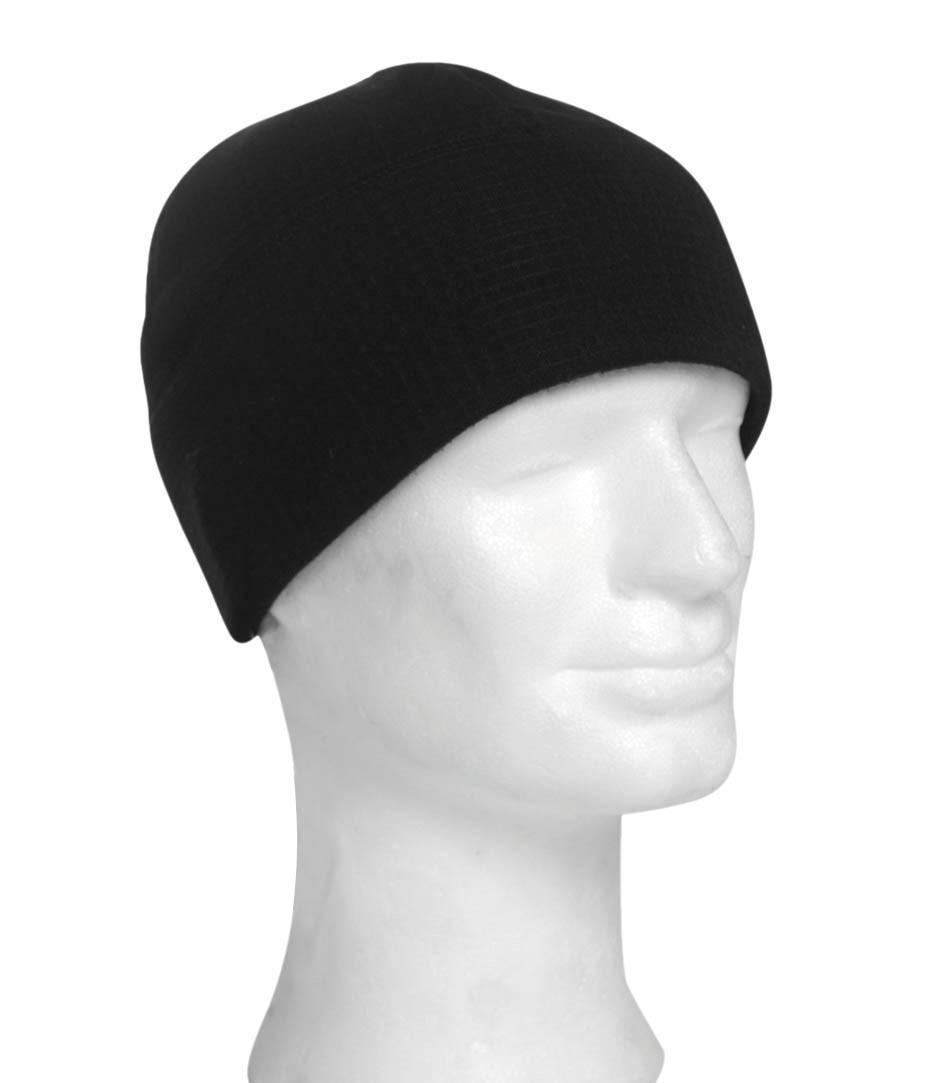 Спортивная шапка MilTec Black 12144002