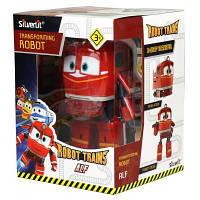 Трансформер Silverlit Robot Trains Альф 10 см (80165)