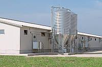 Строительство сельскохозяйственных сооружений «под ключ» из металлоконструкций. Строительство ангаров за 4 мес