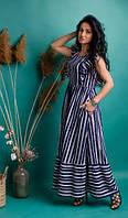 Великолепное летнее платьев пол из лена, низ платья А силуэта, горловинка округлой формы