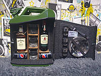 Канистра бар Турист 20л , green стильный подарок