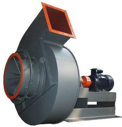 Вентилятор тягодутьевой ДДН-6,3