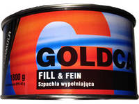 Шпатлёвка универсальная GOLD CAR+ FILL & FEIN 1кг.