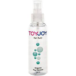 Organic Toy Cleaner от Toy Joy, антибактериальный спрей для очистки игрушек 150 (мл)