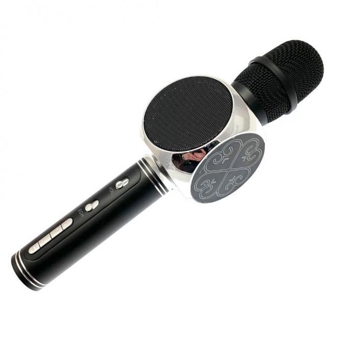 Беспроводной микрофон караоке SU·YOSD YS-63 silver