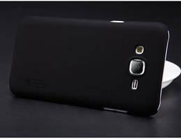 Чехол Nillkin Matte для Samsung J500H Galaxy J5 (+ пленка) Черный