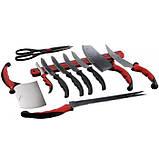 Набор кухонных ножей Контр Про Contour Pro Knives + магнитная рейка, фото 4