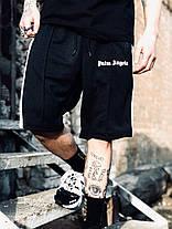 Шорти Palm Angels Classic Black, фото 3