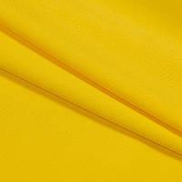 Габардин жёлтый (ш 150 см) для пошива одежды,костюмов,,декора,штор,.залов