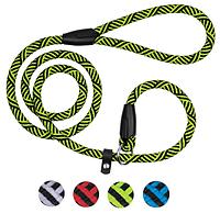 Поводок-удавка для собак из альпинистского шнура от компании BronzeDog