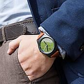 Годинник ZIZ Mirror на шкіряному ремінці + дод. ремінець + подарункова коробка (4100343)