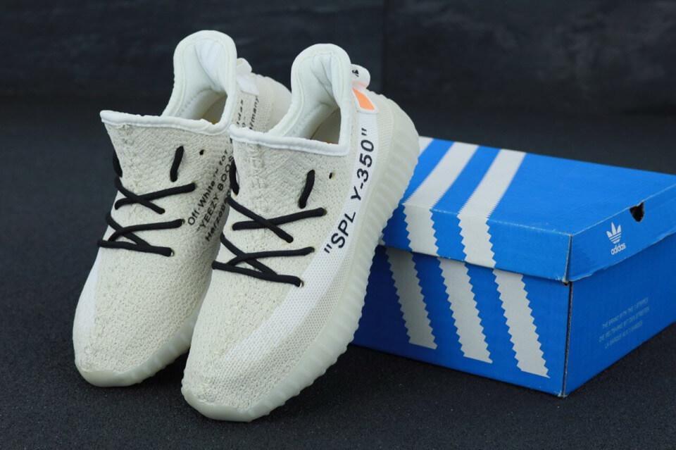 Женские кроссовки Adidas Yeezy Boost 350 SPL 37