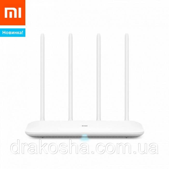 Маршрутизатор Xiaomi Mi WiFi 4c Роутер БЕЛЫЙ