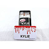Кисти для макияжа Kylie 12 шт набор кистей кисточки 12 шт Белые, фото 2