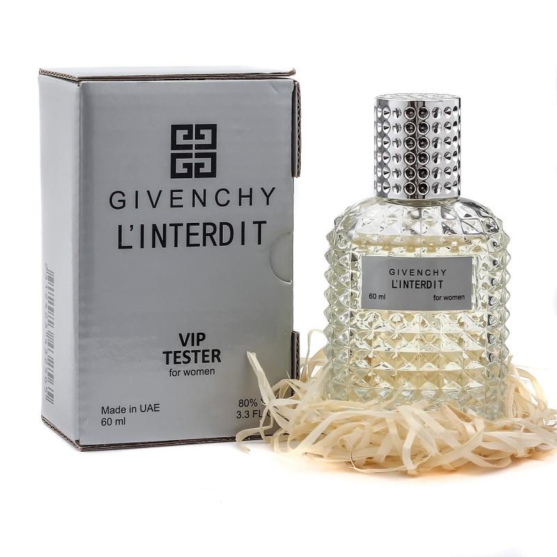 Givenchy L'Interdit TESTER VIP, женский, 60 мл