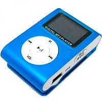 MP3 прищепка с дисплеем iPod синий Мариуполь