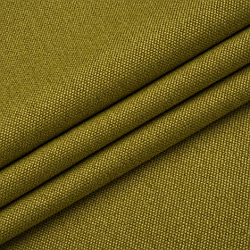 Ткань для обивки мебели рогожка Багама салатового цвета