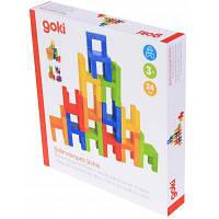 Развивающая игрушка Goki Балансирующие стулья (56929)
