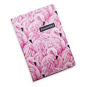 Обложка для документов 5 в 1 Фламинго ZIZ